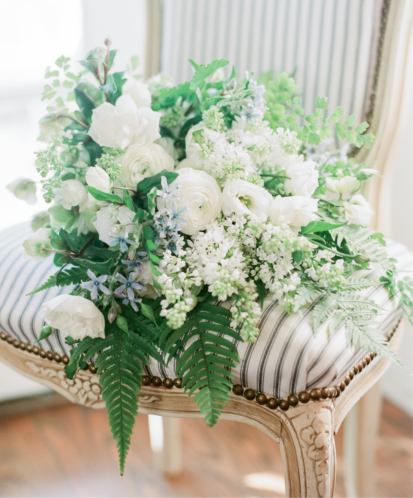 Bouquet by Gathering Floral + Event Design.