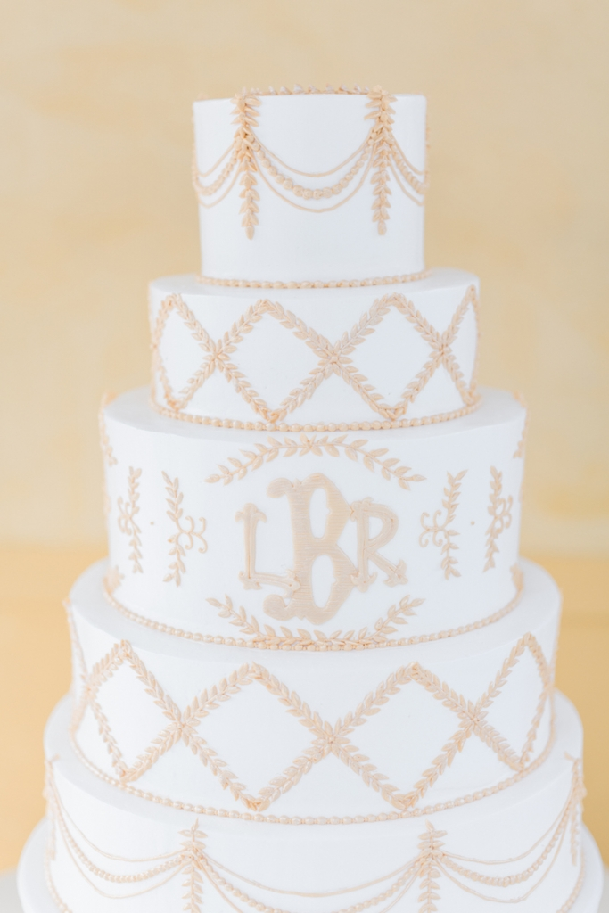 Cake by Patrick Properties Hospitality Group. Image by Elisabeth Millay Photography.