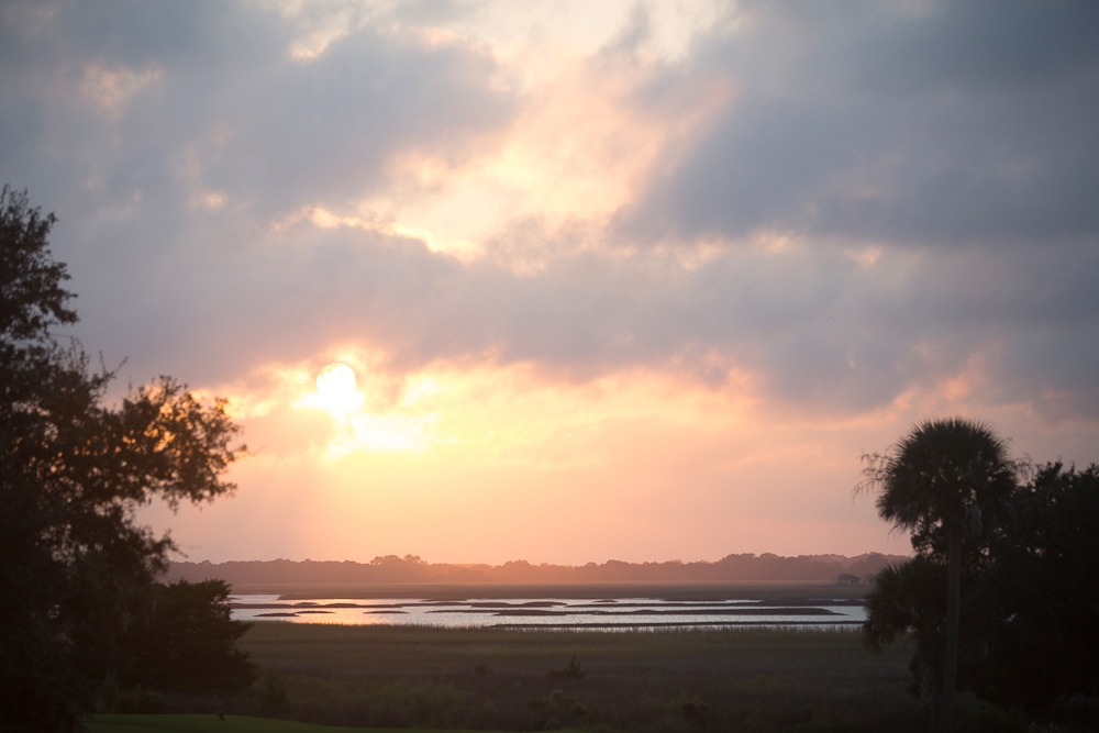 Photograph by Captured by Kate at River Course at Kiawah Island Club.