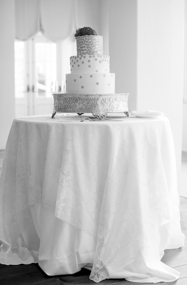 Cake by WildFlour Pastry. Photograph by Captured by Kate.