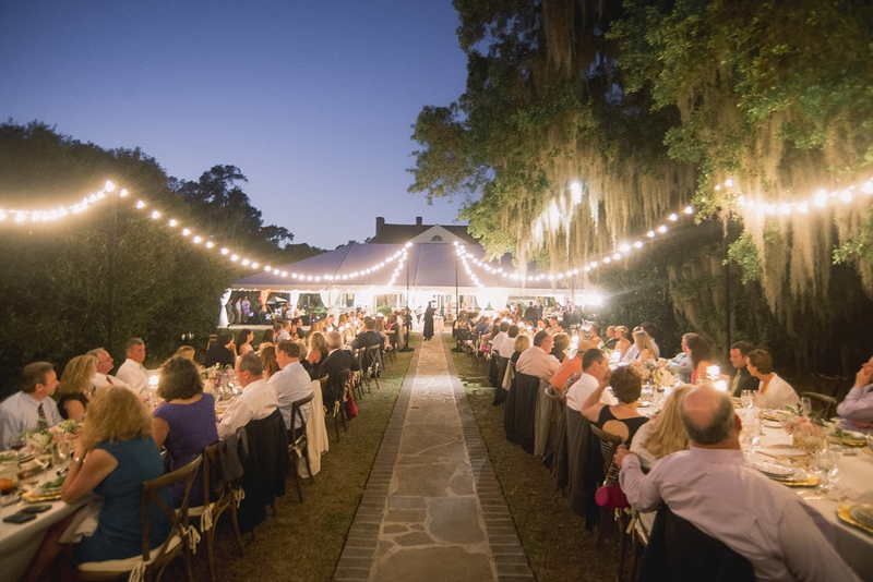 Lighting by Technical Event Company. Image by Timwill Photography at the Legare Waring House.
