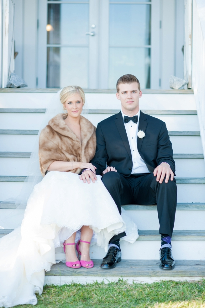 16. Bride Christine Hodge. Image at Patriots Point Links by Kathy Thomas Photography.