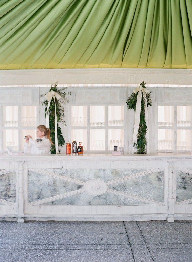 Photograph by Corbin Gurkin. Bar by Blossoms Events.