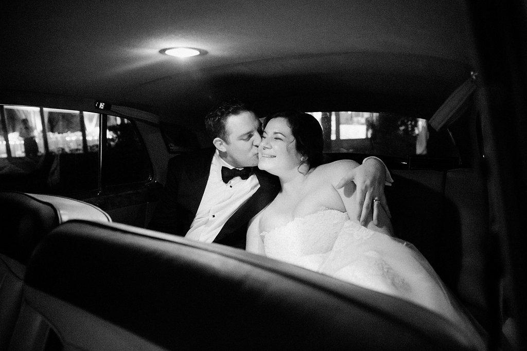 Photograph by Corbin Gurkin. Getaway car by Charleston Style Limo.