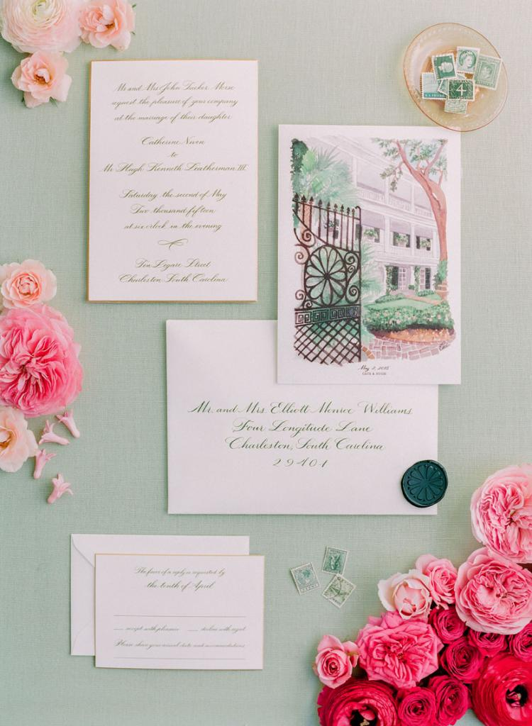 """Cate's love of art was a focus in all design 