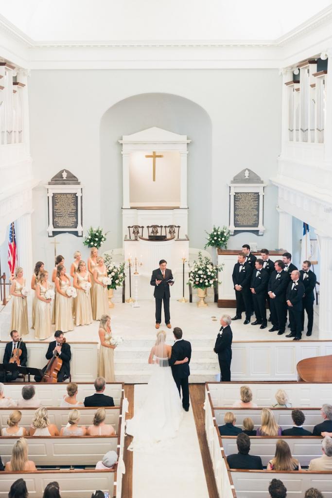 Photograph by Corbin Gurkin at First Baptist Church.
