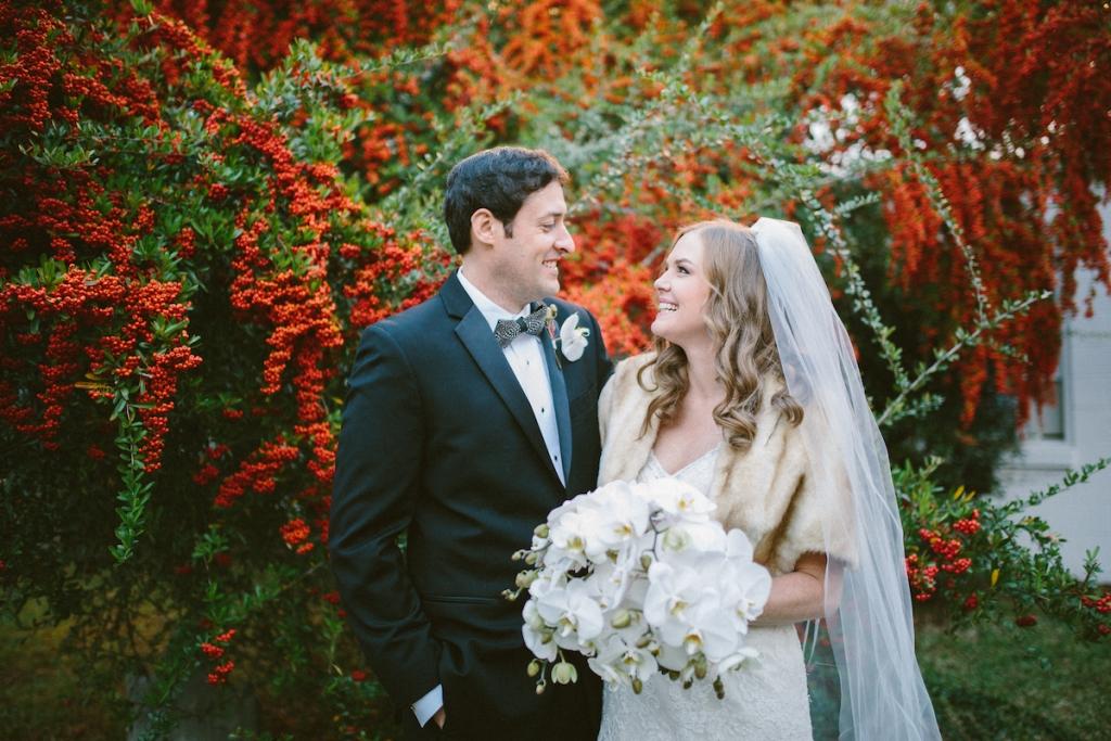 3. Bride Jena Clem. Image by Clay Austin Photography.