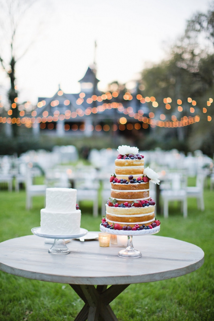 Cakes by ABCD: Ashley Brown Cake Design. Image by Clay Austin Photography at Magnolia Plantation & Gardens.