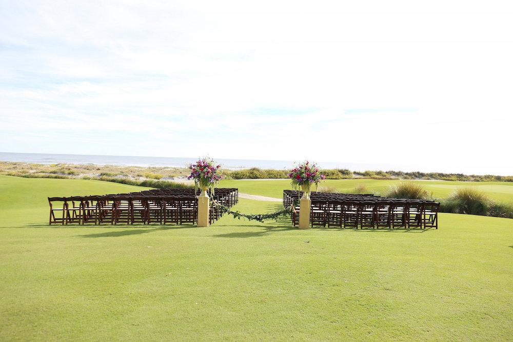 Image by Lindsay Collette Photography at The Ocean Course at Kiawah Island.
