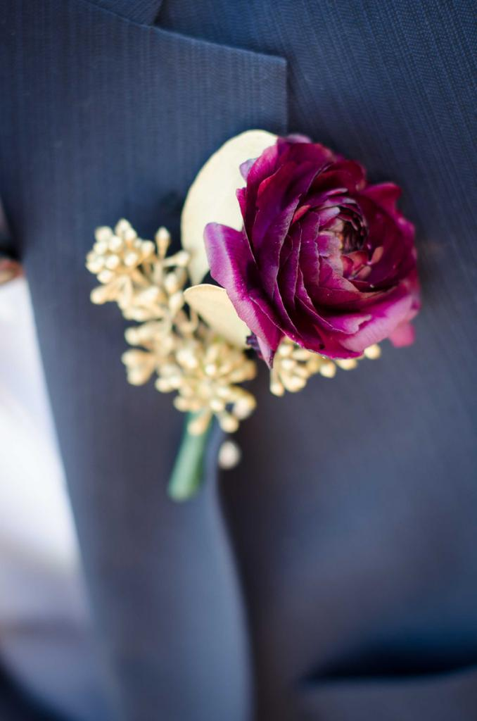 Florals by Larger Than Life Events. Image by Aneris Photography.