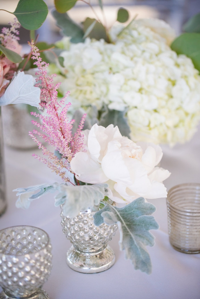 Wedding design by Pure Luxe Bride. Photograph by Dana Cubbage Weddings.