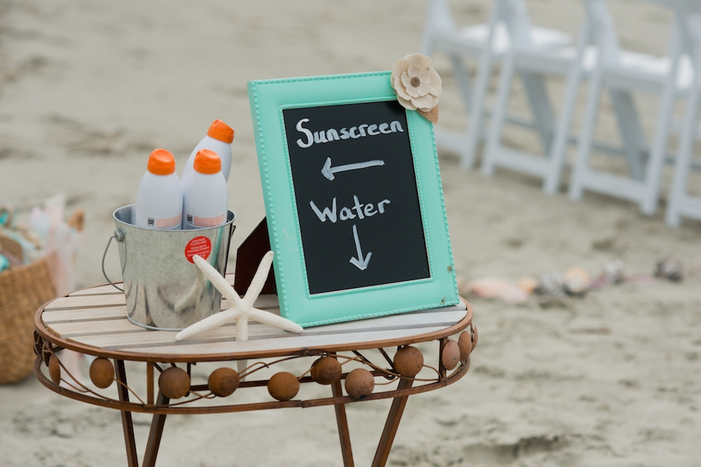 Wedding design by Adrianne Todoran. Day-of coordination by Ooh! Events. Image by Leigh Webber Photography at Station 30 on Sullivan's Island.