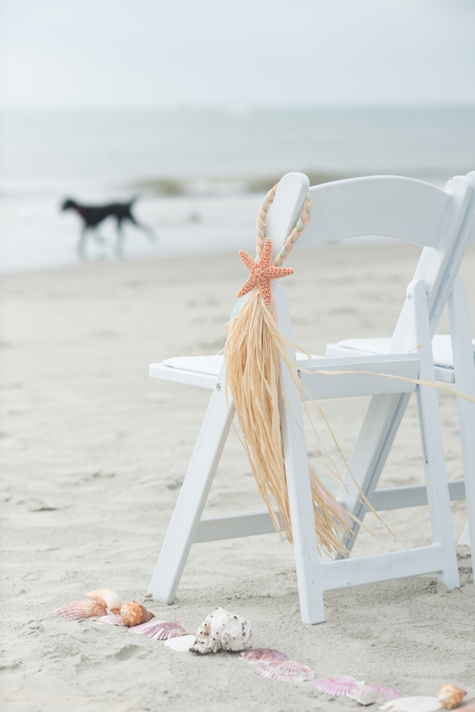 Wedding design by Adrianne Todoron. Image by Leigh Webber Photography at Station 30 on Sullivan's Island.