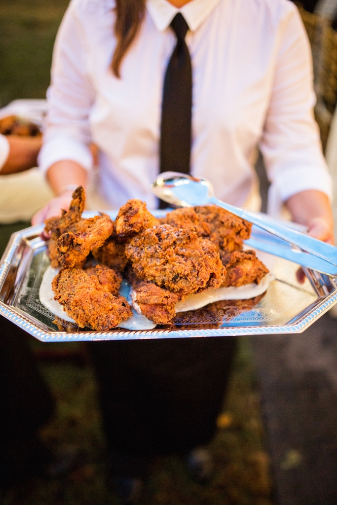 Catering by Salthouse Catering. Image by Andrew Cebulka Photography.