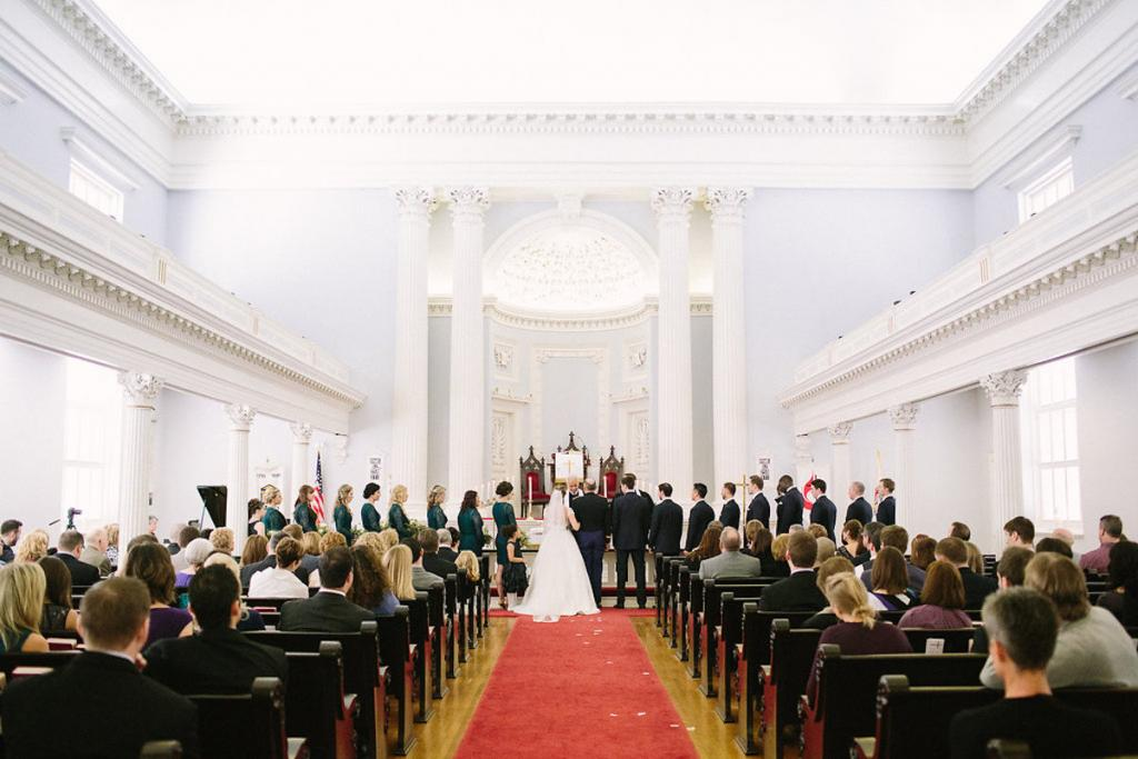 Image by Julia Wade Photography at Trinity United Methodist Church.