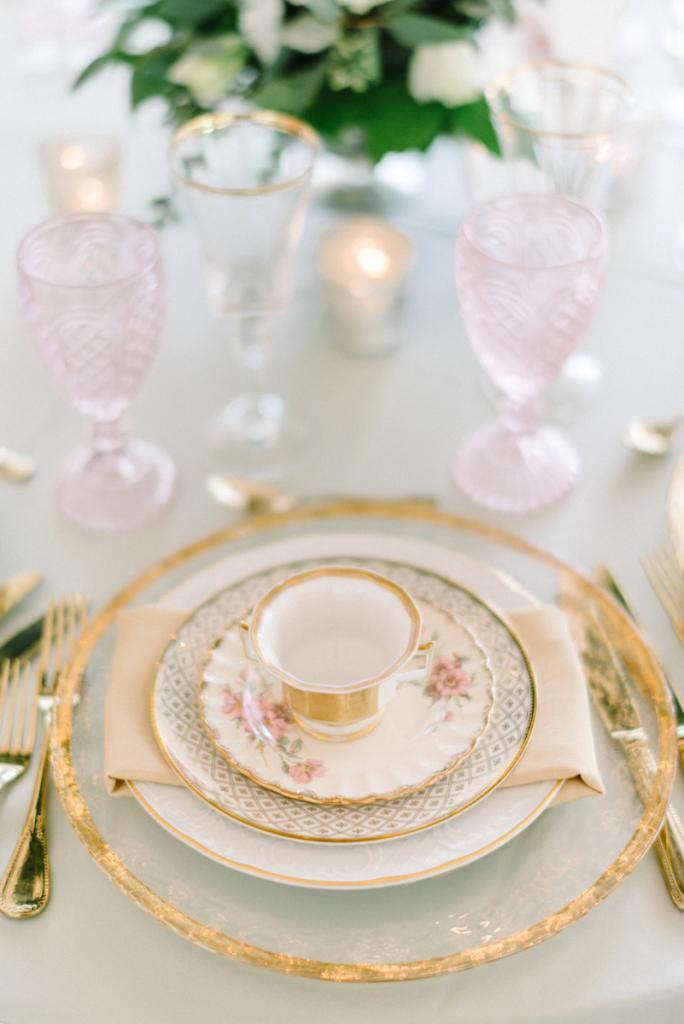 Photograph by Sean Money + Elizabeth Fay. Tableware by Polished!.