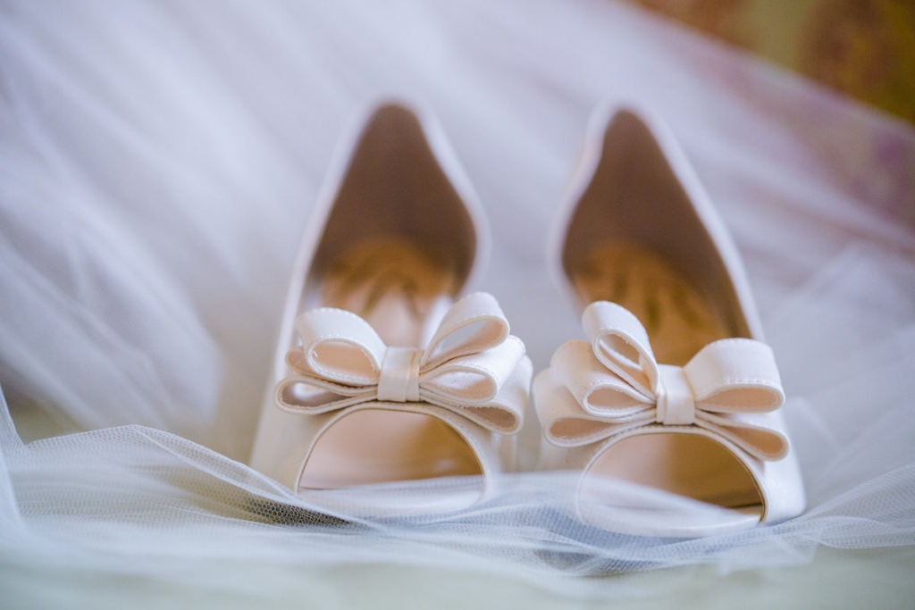 Shoes by J. Crew. Photograph by Dana Cubbage Weddings.