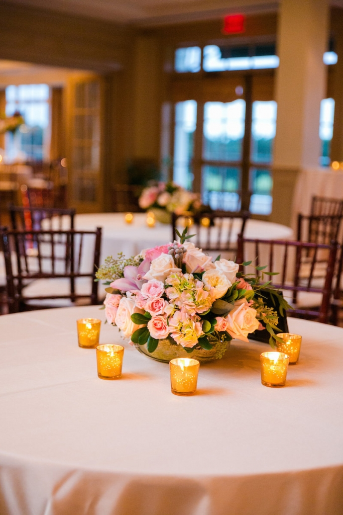 Wedding design by WED. Forals by Carolina Charm. Photograph by Dana Cubbage Weddings.