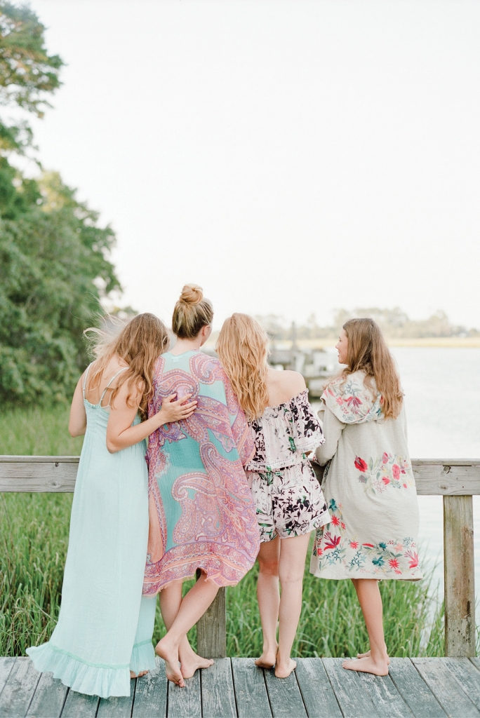 Choose quality over quantity when creating your bachelorette weekend guest list. (Photo by Marni Rothschild Pictures)