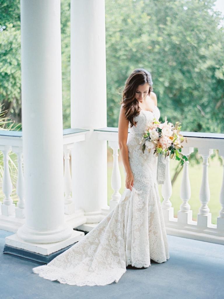 Into the Blue | Charleston Weddings Magazine