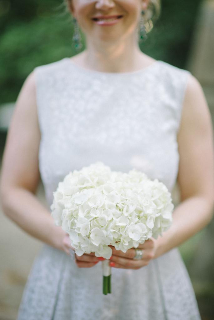 Photograph by Sean Money + Elizabeth Fay. Bouquet by Tiger Lily Weddings.
