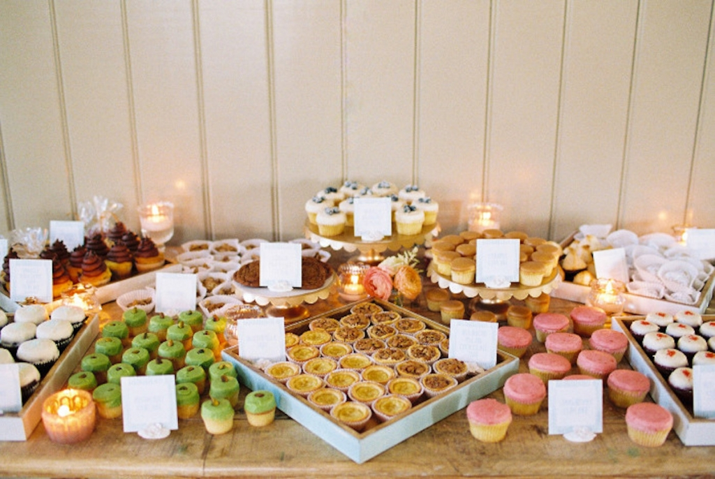 Image by Perry Vaile Photography. Sweets by Sugar Bakeshop.