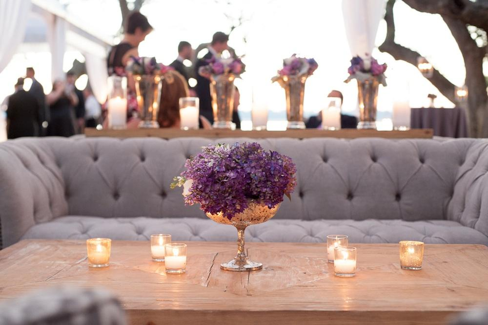 Wedding design by YOJ Events. Florals by WildFlower Inc. Image by Leigh Webber Photography.