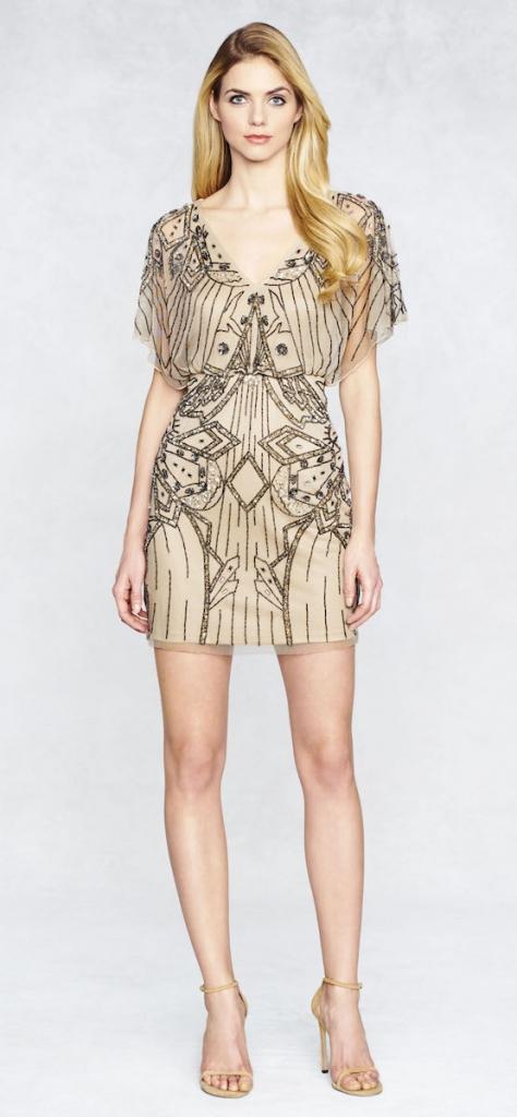 GLAM: Aidan Mattox's Style 456310, available through Bella  Bridesmaids