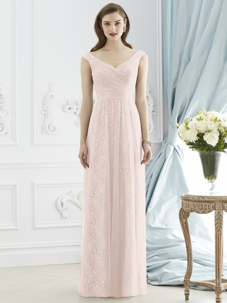 ROMANTIC: Dessy Collection's Style 2946, available through Bella  Bridesmaids, Fabulous Frocks, and Gown Boutique  of Charleston
