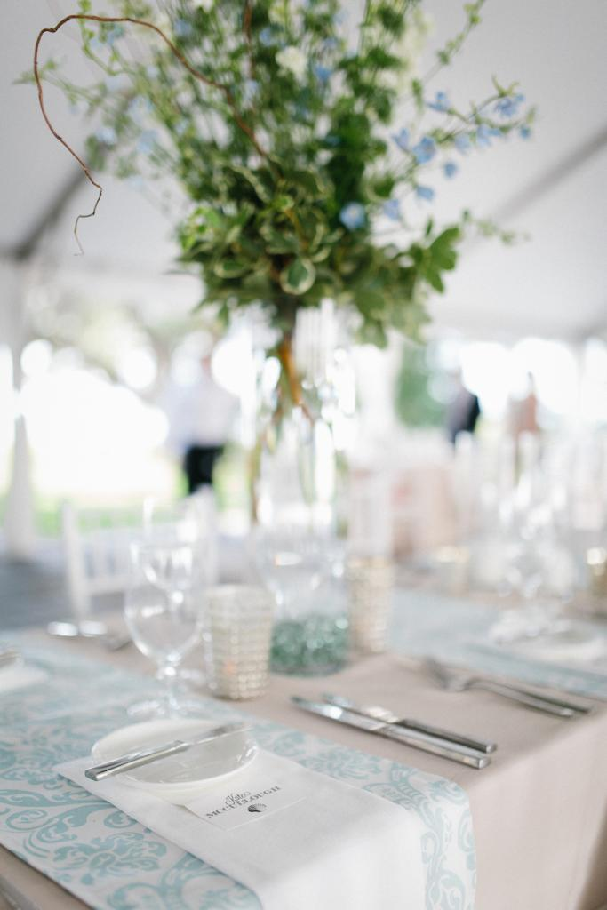 Wedding design by A. Caldwell Events. Florals by Tiger Lily Weddings. Rentals by EventWorks. Image by Clay Austin Photography.