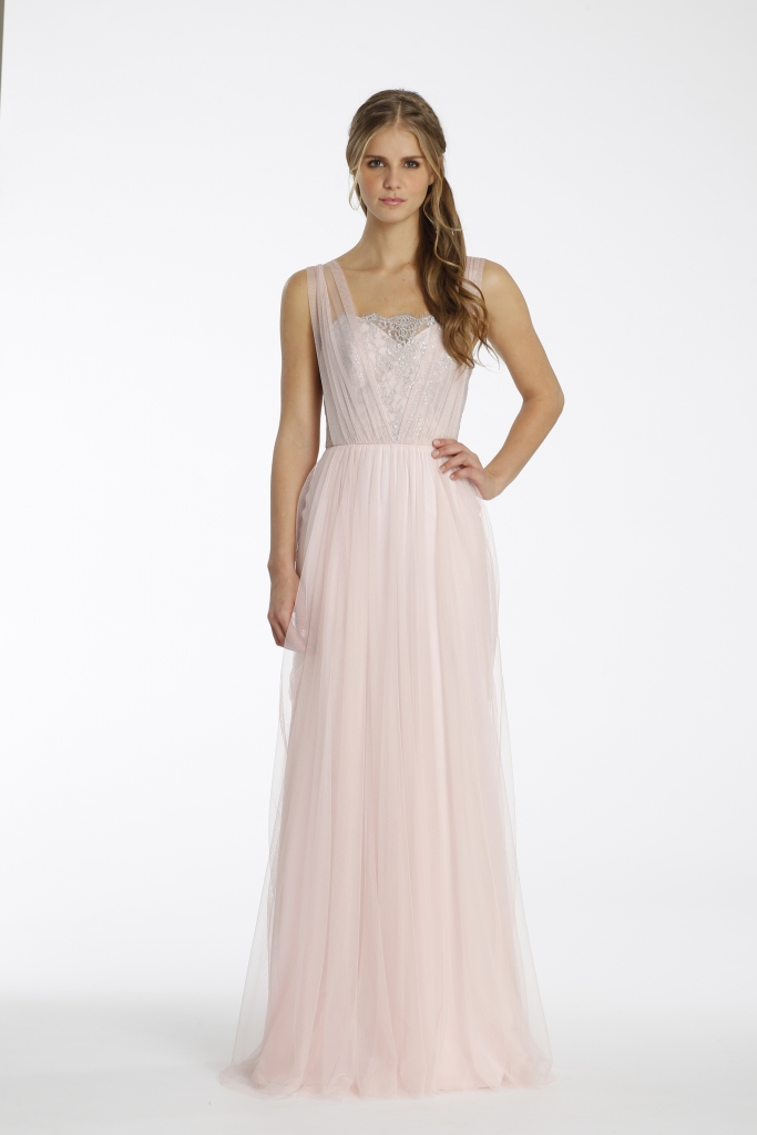 ROMANTIC: Jim Hjelm Occasions's Style JH5558, available through Gown  Boutique of Charleston