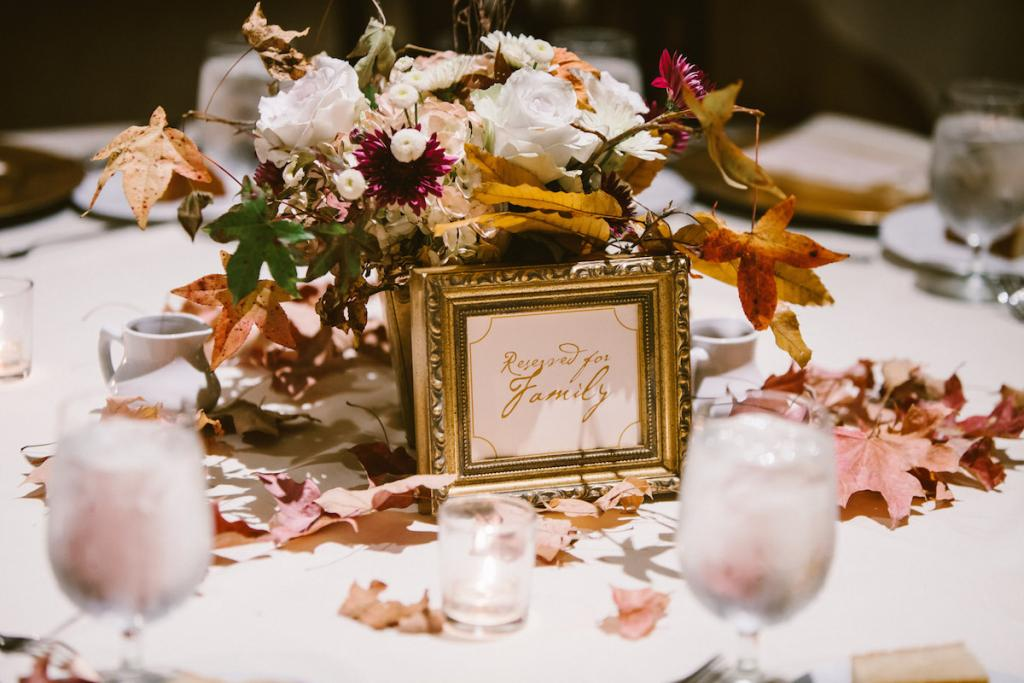 Wedding design, florals, paper goods, and photograph by Mark Williams Studio at the Daniel Island Club.