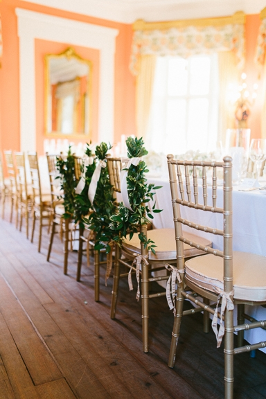 Wedding design by A. Caldwell Events. Florals by Tiger Lily Weddings. Image by Clay Austin Photography  at the William Aiken House.