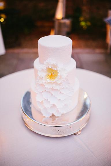 Cake by Patrick Properties Hospitality Group. Image by Clay Austin Photography.