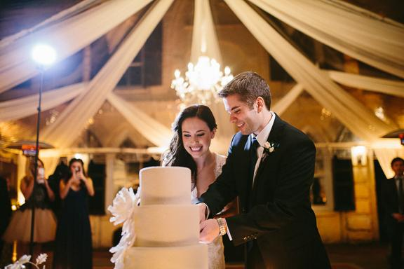 Cake by Patrick Properties Hospitality Group. Draping by JLV Creative. Lighting by IES Productions. Image by Clay Austin Photography at the William Aiken House.
