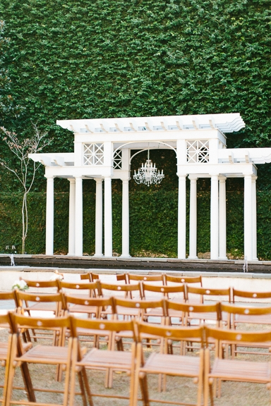 Chairs by EventWorks. Lighting by IES Productions. Image by Clay Austin Photography at the William Aiken House.