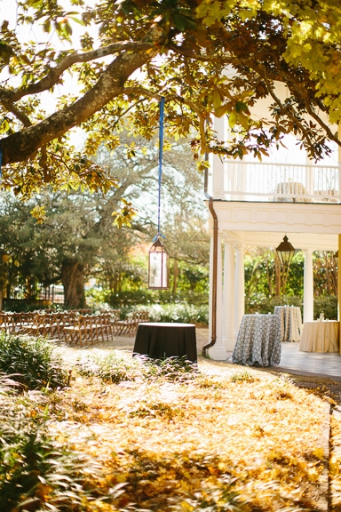 Wedding design by A. Caldwell Events. Linens by La Tavola. Rentals by Snyder Events and EventWorks. Image by Clay Austin Photography at the William Aiken House.