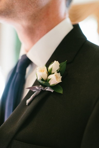 Florals by Tiger Lily Weddings. Image by Clay Austin Photography.