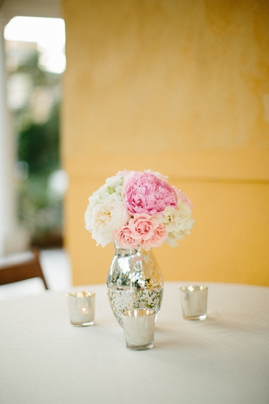 Wedding design by A. Caldwell Events. Florals by Tiger Lily Weddings. Linens by La Tavola. Image by Clay Austin Photography.