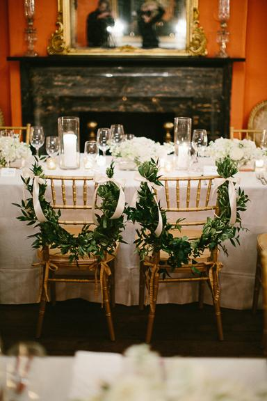 Wedding design by A. Caldwell Events. Florals by Tiger Lily Weddings. Rentals by Snyder Events and EventWorks. Linens by La Tavola. Image by Clay Austin Photography.
