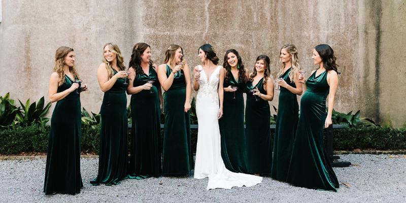Carly Chris The Dewberry Charleston Weddings Magazine