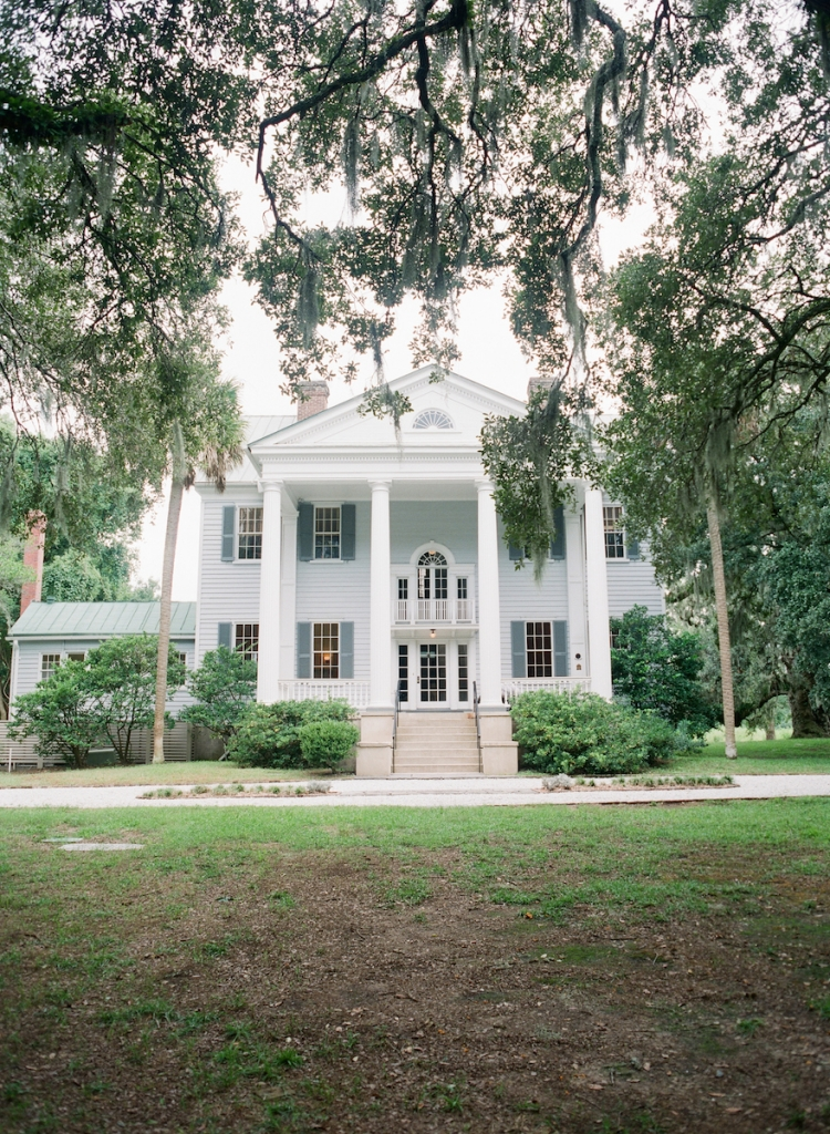 McLeod Plantation Historic Site. Photograph by Corbin Gurkin.