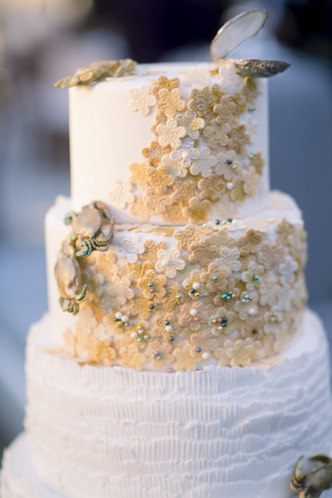 Cake by Patrick Properties Hospitality Group. Image by Timwill Photography.