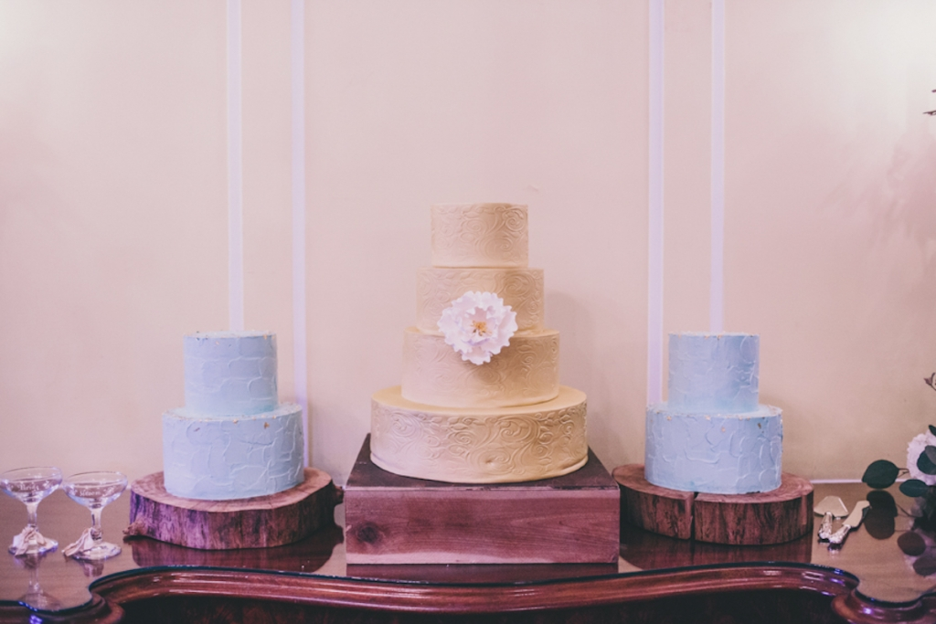 Photograph by Hyer Images. Cakes by Jessica Grossman.