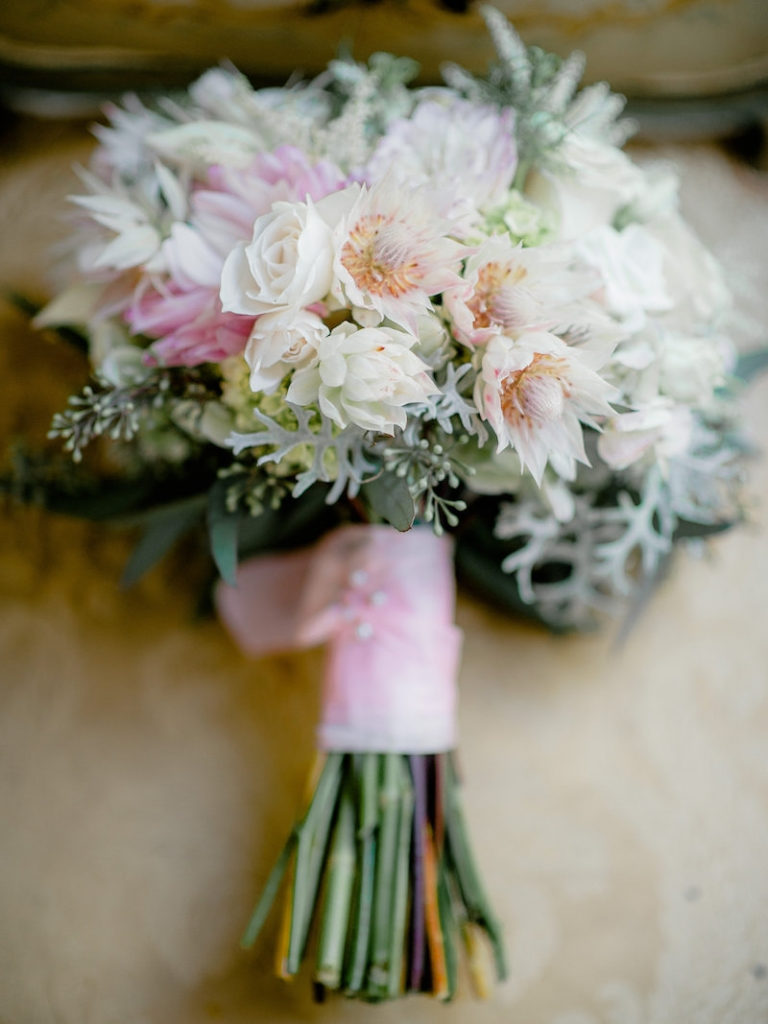 Bouquet by Out of the Garden. Photograph by Brandon Lata.