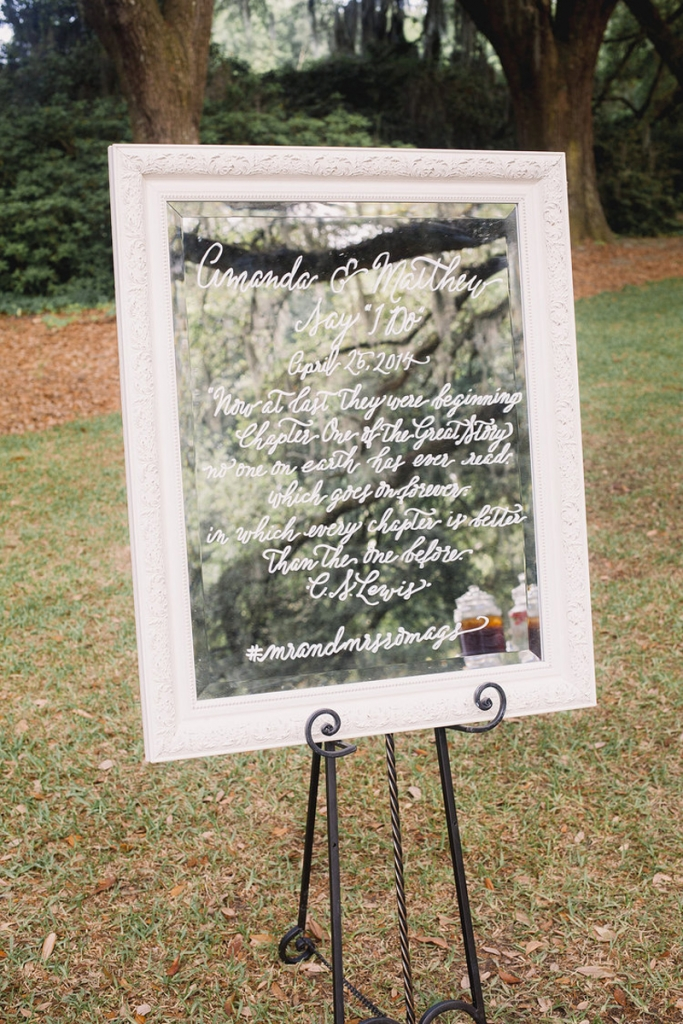 Wedding design by Sweetgrass Social Event + Design. Image by Timwill Photography.