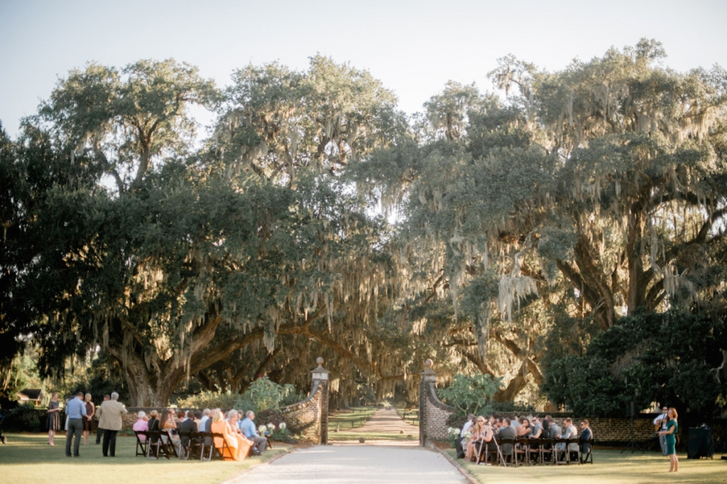 Image by Brandon Lata Photography at Boone Hall Plantation and Cotton Dock.
