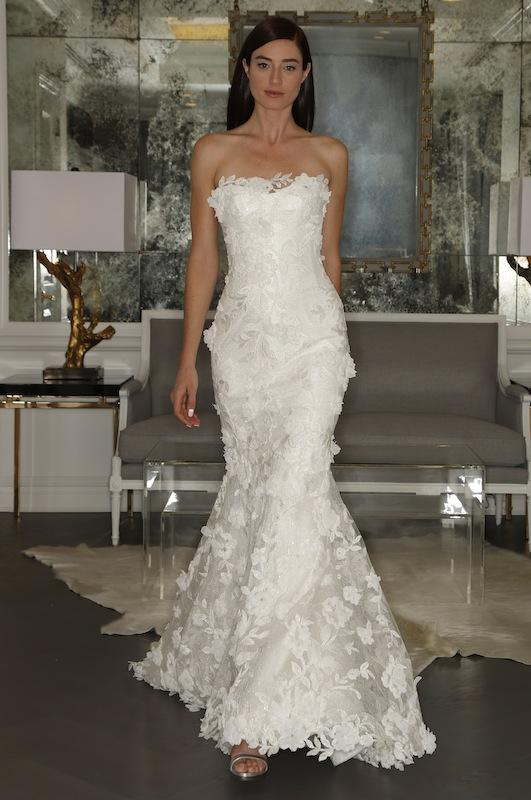 Fall 2015 gown by Romona Keveza Luxe Bridal. Available through RomonaKeveza.com.