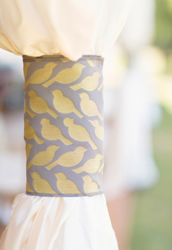 Linens from WED. Image by Elisabeth Millay Photography on Spring Island.