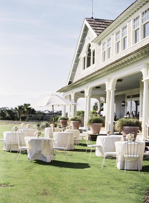 """PRIVATE PROPERTY: Says Crystal, """"We love how secluded the Ocean Course is. We had the entire property all to ourselves, and it felt very serene."""""""